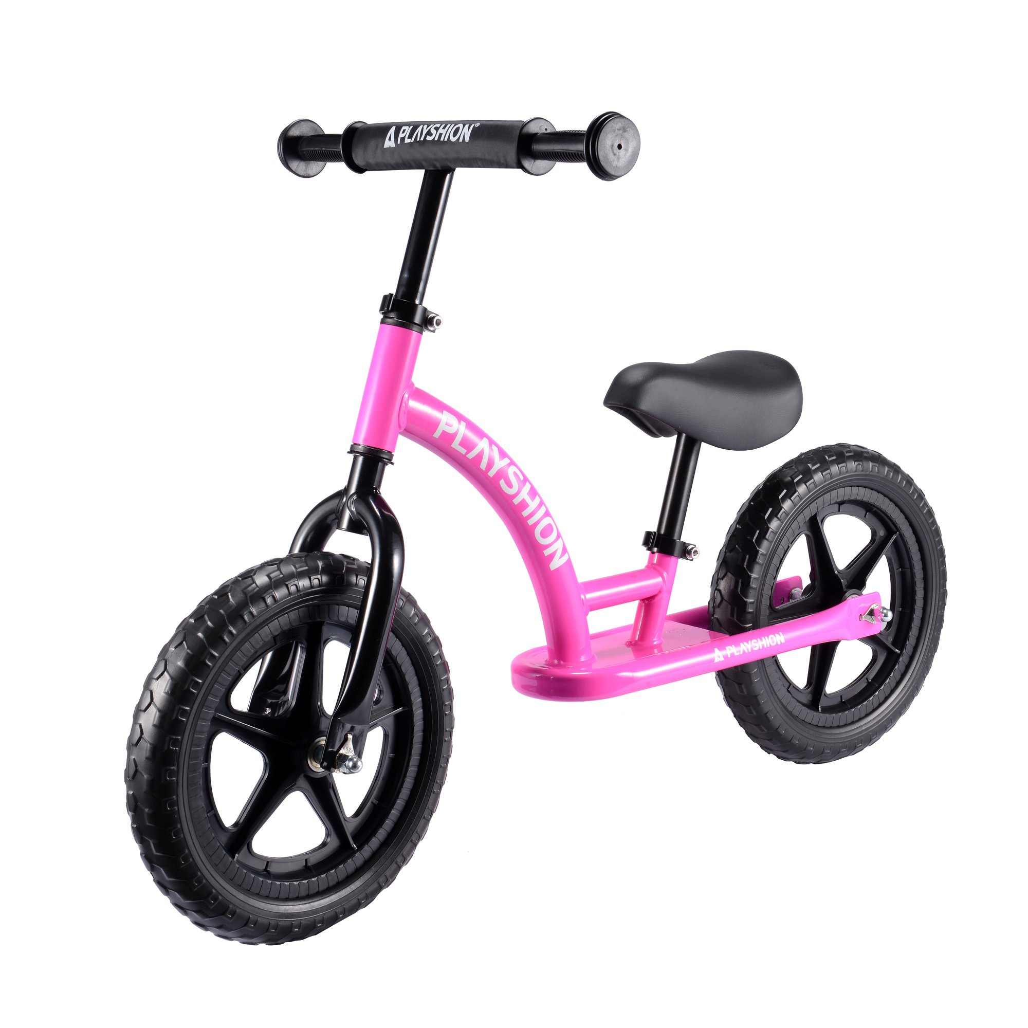 Playshion Kids Balance Bike (pink)