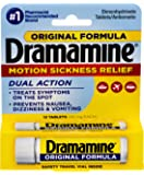 Dramamine Original Formula Motion Sickness Relief | 12 Count (10831248001972)