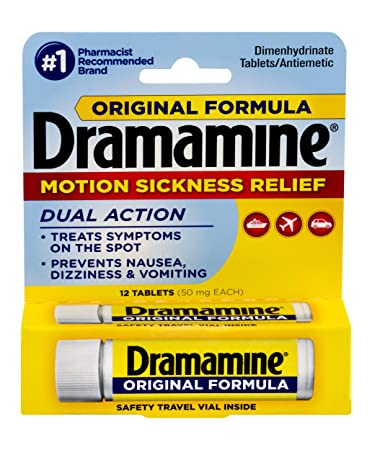 Image result for Dramamine