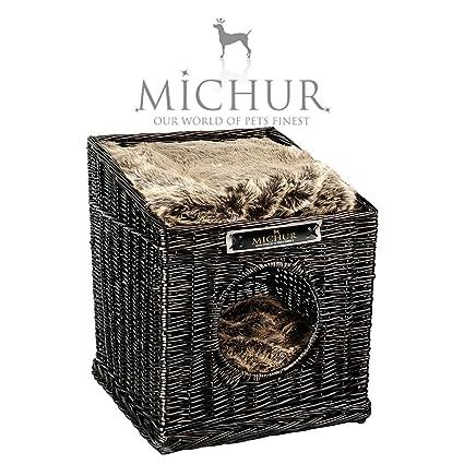 MICHUR NICK, Cama del perro, cama del gato, cesta del gato, cesta