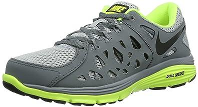 Nike Dual Fusion Run 2 599541 018 Herren Gris Verde 43