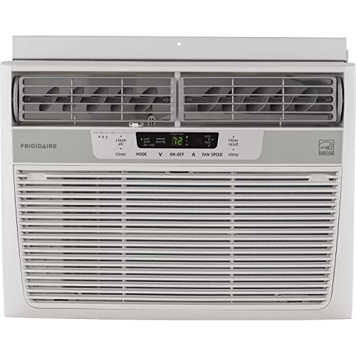 Frigidaire 10,000 BTU 115V Window-Mounted Compact Air Conditioner