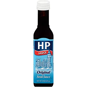 Heinz HP Steak Sauce (10 oz Bottles, Pack of 12)