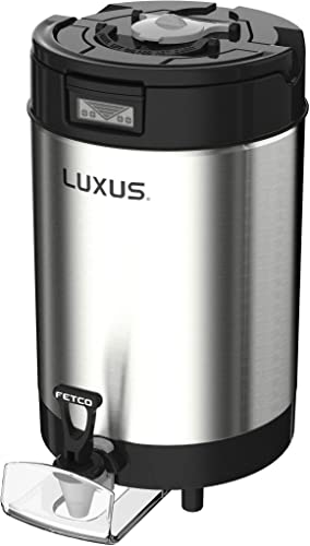 Fetco LUXUS L4S Thermal Coffee Dispenser Server 1.0 Gal