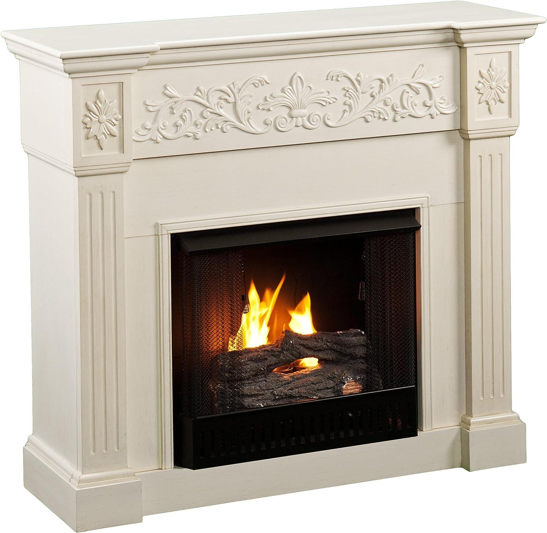 Amazon Com Southern Enterprises Sei Calvert Gel Fuel Fireplace