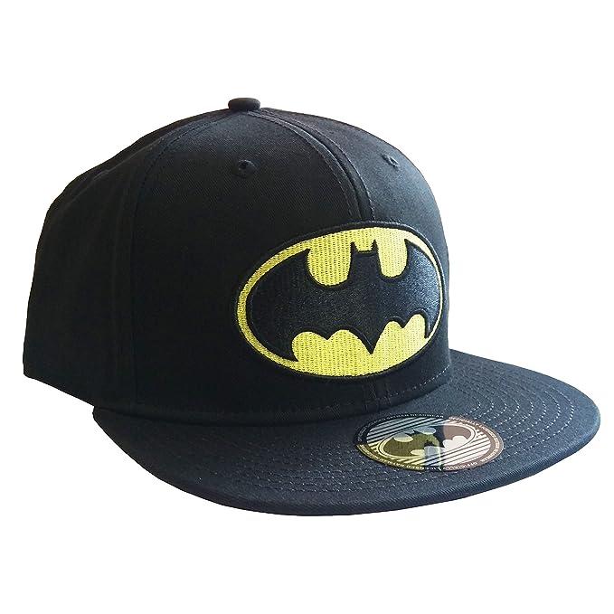 Batman - Logo Cap / Gorra - Negro: Amazon.es: Ropa y accesorios
