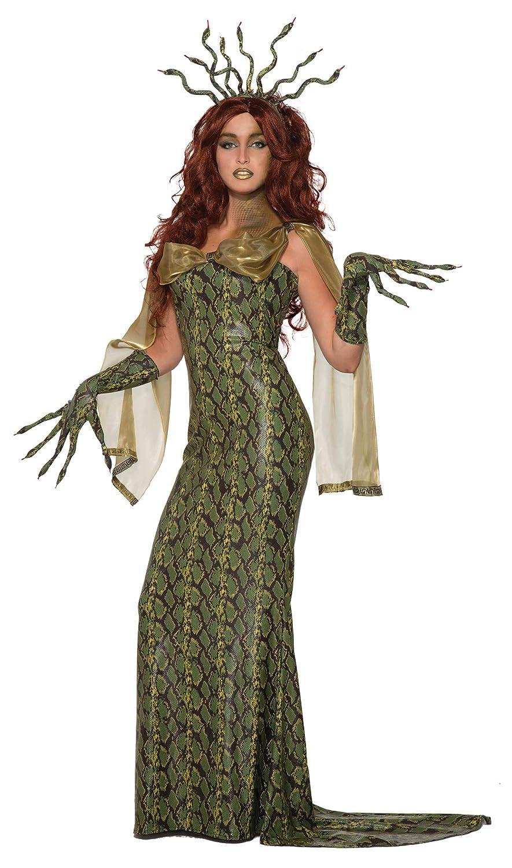 Forum Novelties 78974 disfraz de Medusa, Reino Unido tamaño 10 - 14: Amazon.es: Juguetes y juegos