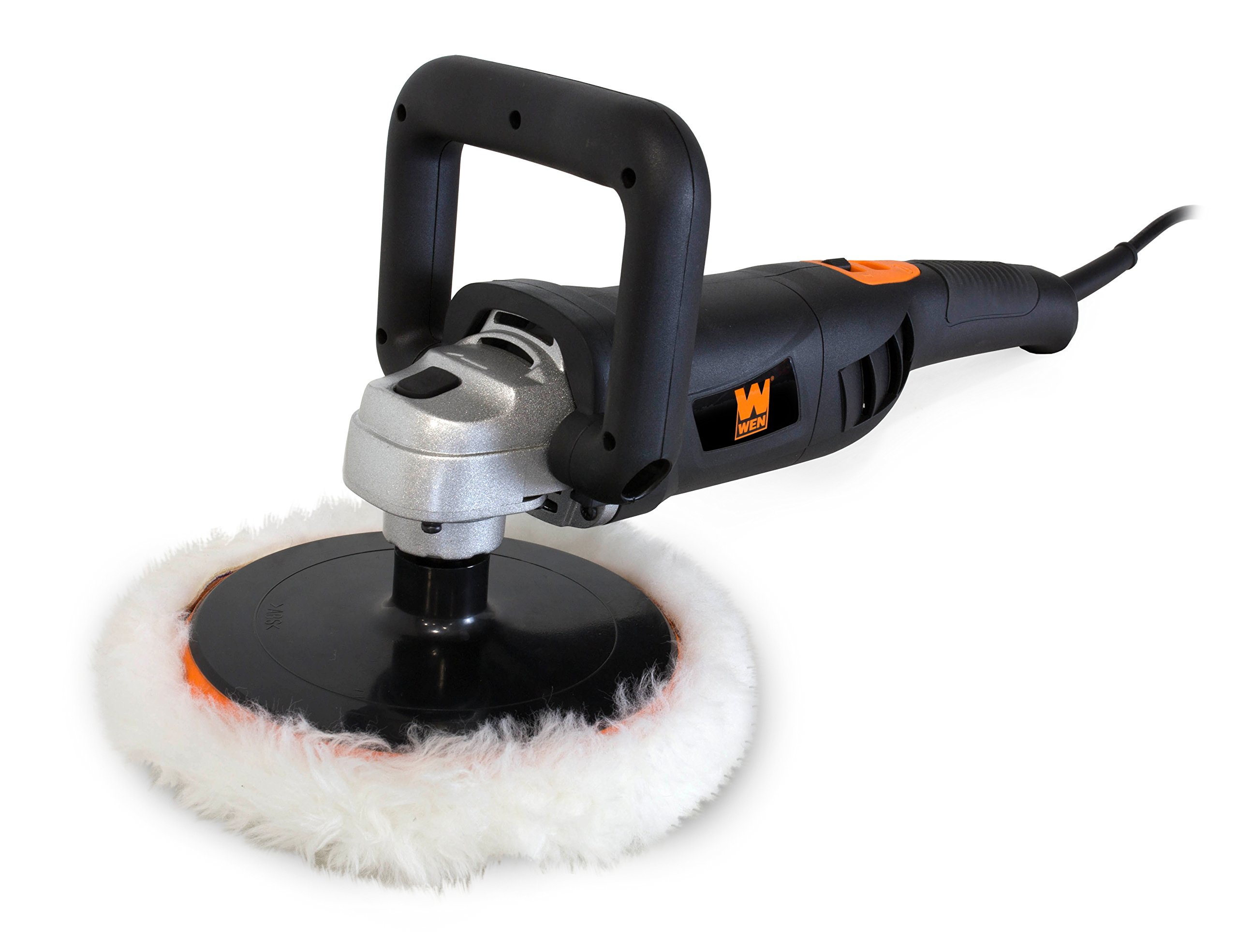 WEN 948 10 Amp Variable Speed Polisher with Digital Readout, 7''