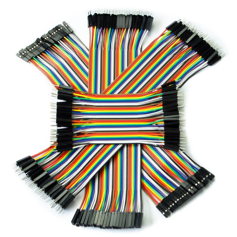 Busboard KIT-ZWX4 Wire Kit, ZipWire Jumper, 160 Piece