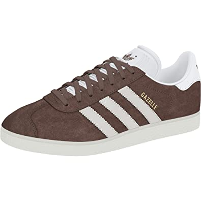 Chaussures Adidas Gazelle Marron BY8957
