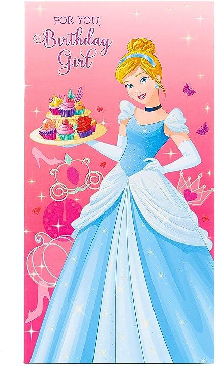 Carte D Anniversaire Pour Fille Jolie Princesse Disney Carte D Anniversaire Pour Fille Carte D Anniversaire Pour Enfants Cadeaux Disney Pour Enfants Carte Cadeau Pour Filles Amazon Fr Fournitures De Bureau