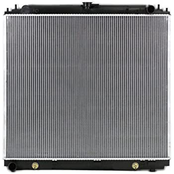 Radiator - Pacific Best Inc For/Fit 2807 Nissan Frontier Pathfinder 4.0L / 5.6L Xterra A/T P/A