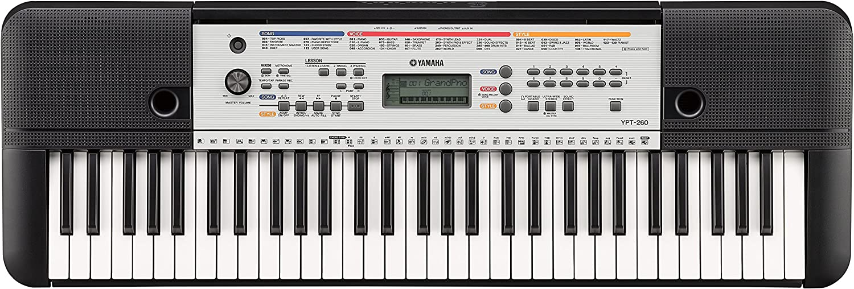 Yamaha YPT260UK Teclado electrónico portátil