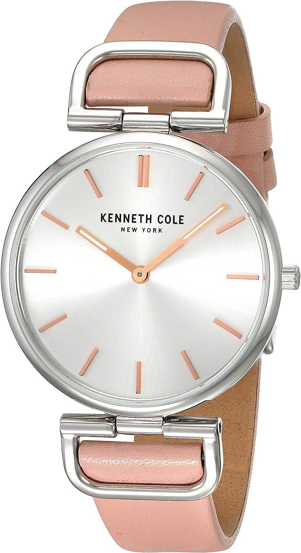 Reloj Kenneth Cole KC50509006 KC50509006 clásico de Cuarzo con Cristal Mineral para Mujer