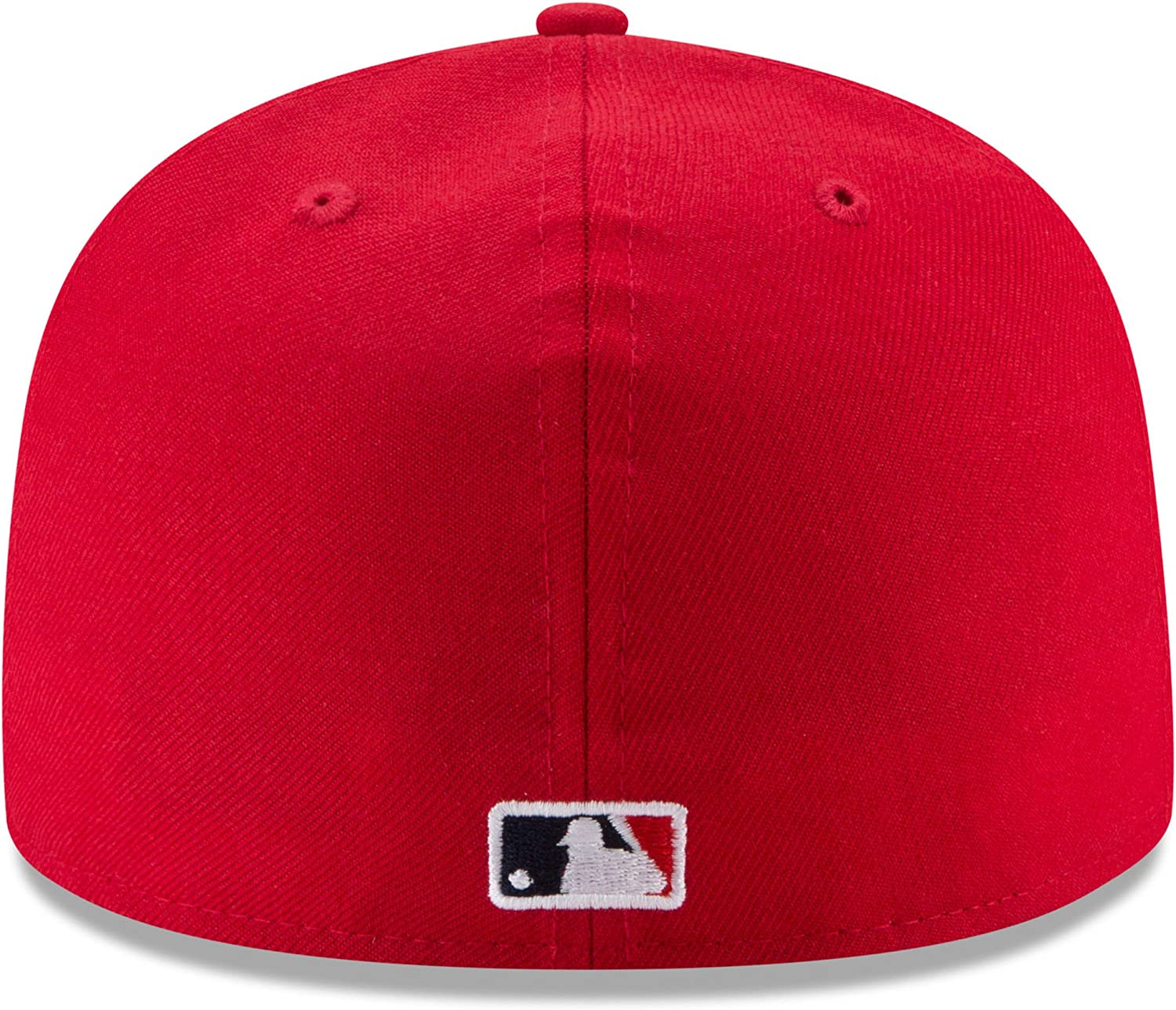 New Era Mens Los Angeles Angels Game Authentic Collection On-Field 59FIFTY Fitted Hat