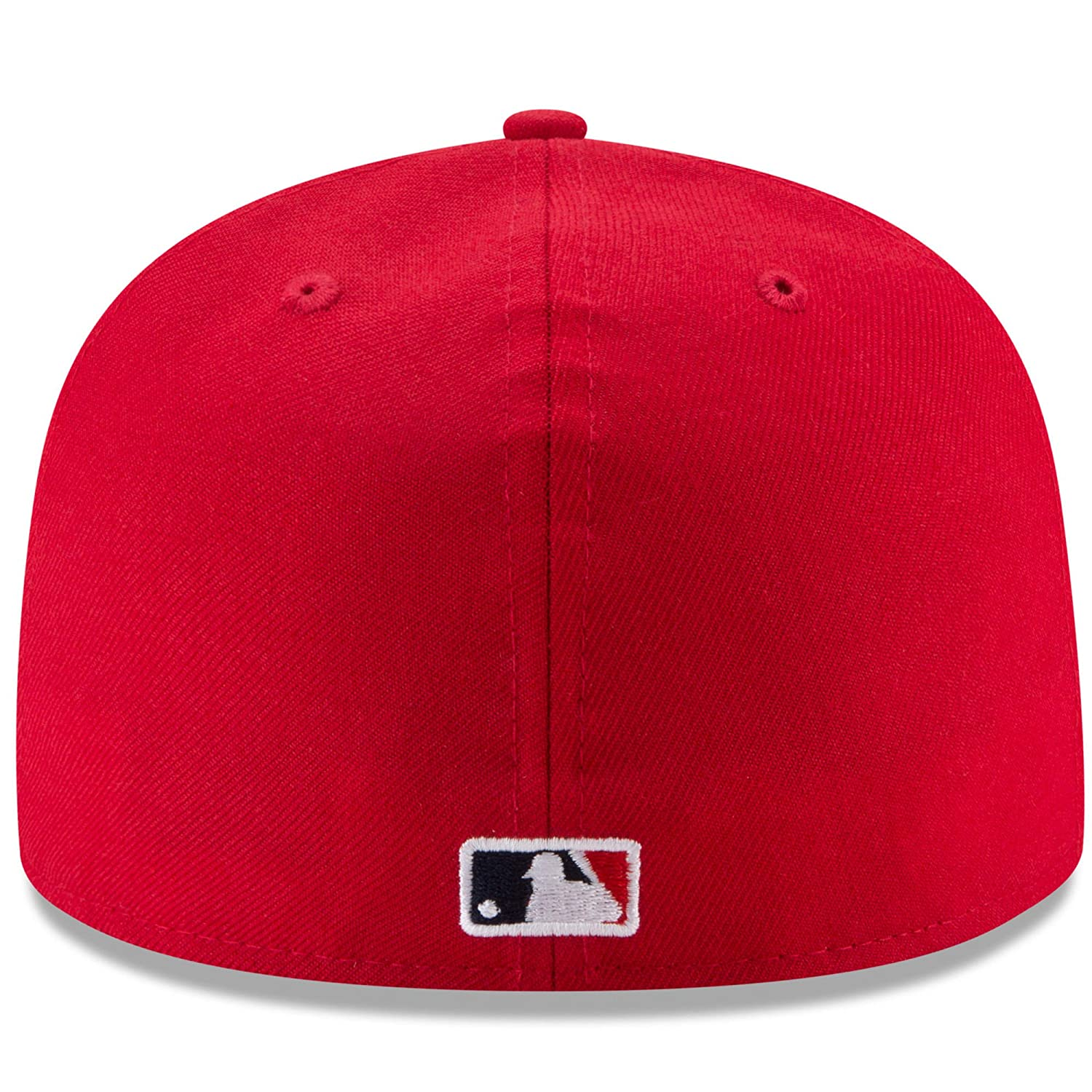bbc99982 Amazon.com: New Era 59FIFTY Los Angeles Angels of Anaheim 2018 Authentic  Collection On Field Game Cap: Clothing