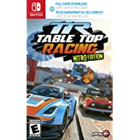 Table Top Racing NITRO Edition - Nintendo Switch