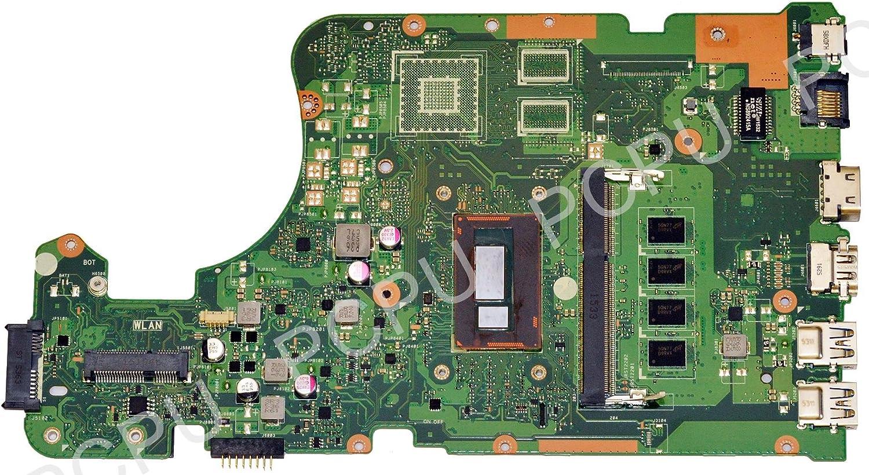 60NB0650-MBA900 Asus X555LA Laptop Motherboard w//Intel i3-4005U 1.7Ghz CPU