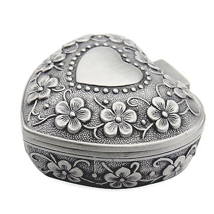 dd500c57139 Boîte à bijoux en forme de cœur