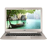 ASUS 华硕Zenbook UX305LA 13.3英寸超薄 笔记本电脑,与Windows 256 GB的SSD,8 GB RAM 10