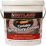 Rutland Castable Refractory Cement, 12.5-Pound