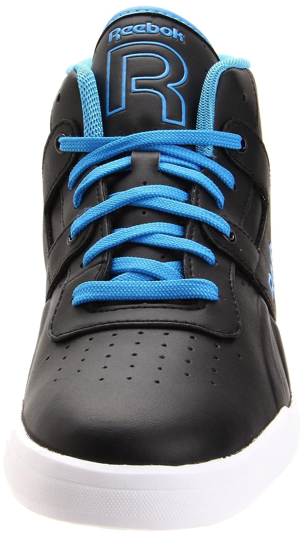 Amazon.com | Reebok Mens Workout Mid Ultralite LTR Sneaker | Fashion Sneakers