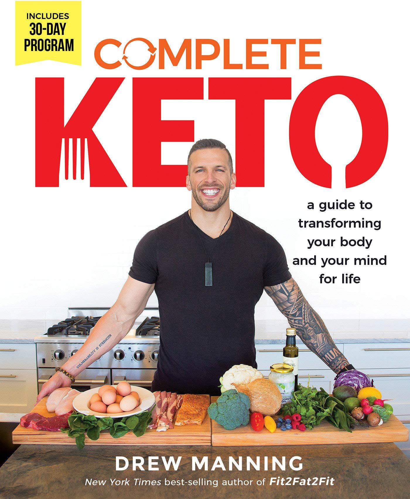 Complete Keto Guide Transforming Your product image