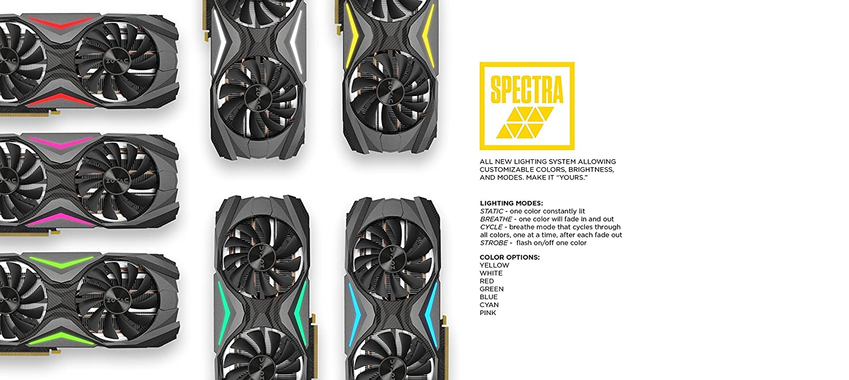 Amazon.com: ZOTAC GeForce GTX 1080 AMP! Edition, ZT-P10800C-10P, 8GB GDDR5X IceStorm Cooling, Metal Wraparound Carbon ExoArmor exterior, Ultra-wide 100mm ...