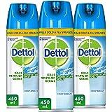 Dettol Crisp Breeze Disinfectant Spray - Pack of 3