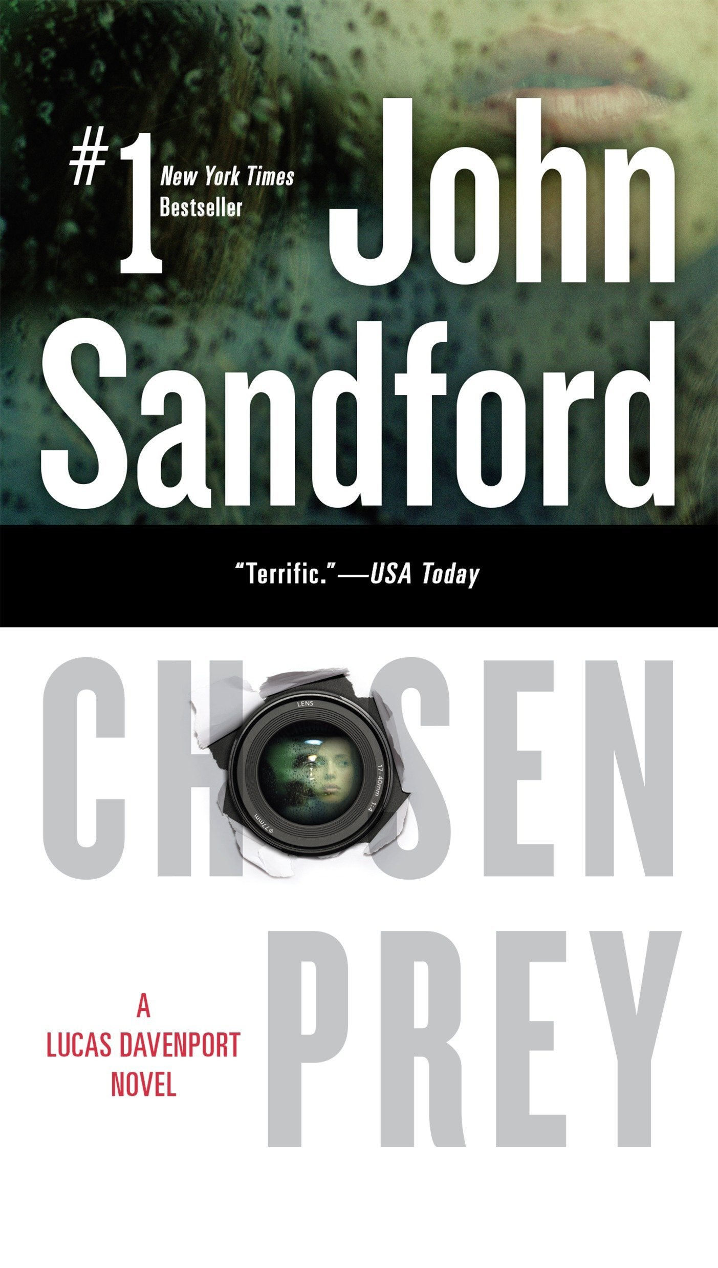 Chosen Prey (A Prey Novel, Band 12)