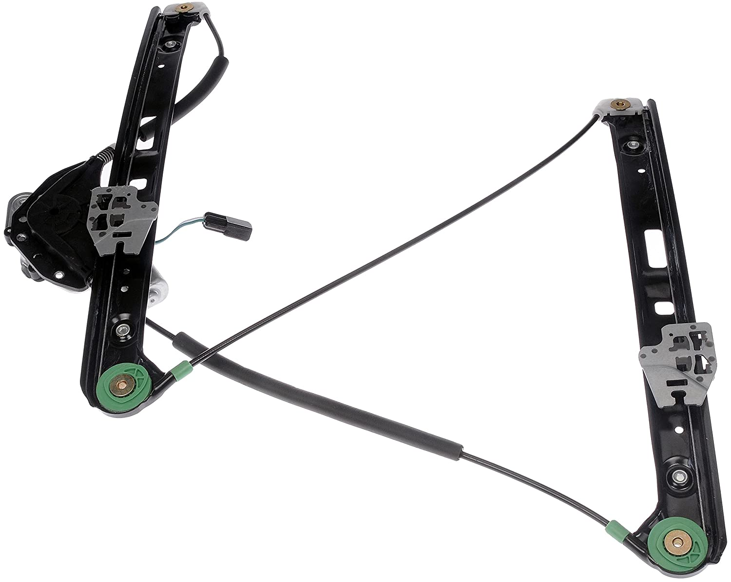 Dorman 741-485 BMW 3 Series Front Passenger Side Power Window Regulator with Motor