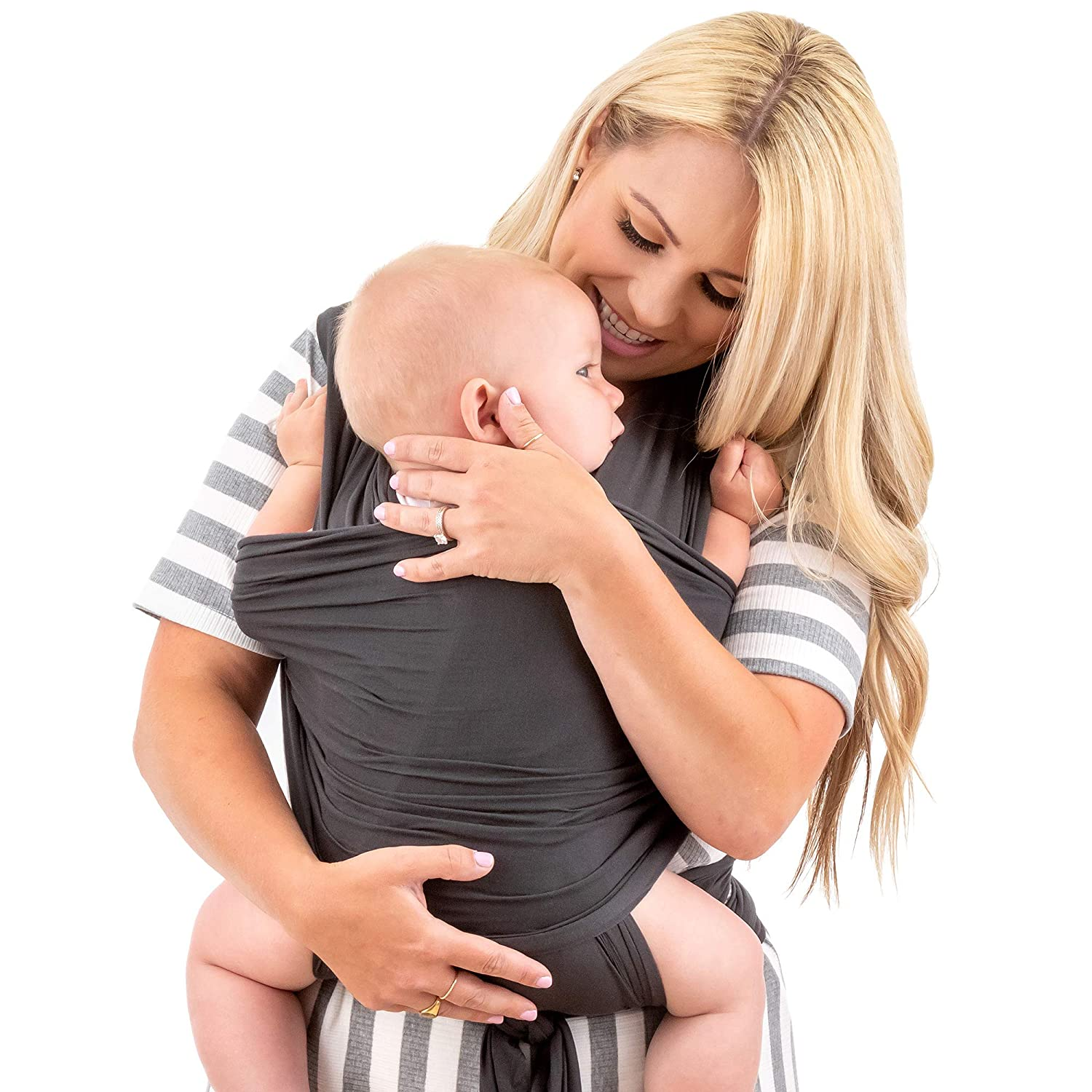 WeeSprout Modal Baby Wrap Carrier//Sling babywearing Newborn Infant NEW in box!!