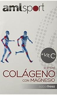 AML Sport Colágeno con Magnesio - 20 Unidades