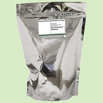 Cloruro de magnesio hexahydrate (sal del mar muerto) 500 G, incluye entrega