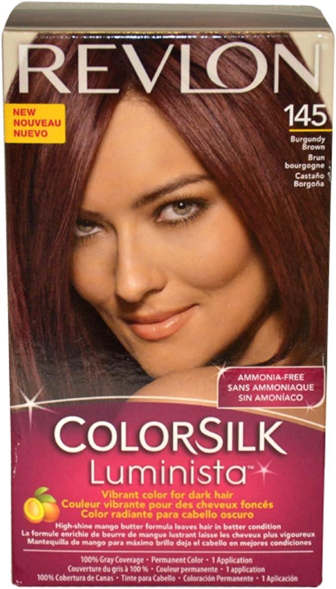 Revlon Colorsilk Luminista 145 Marrón - coloración del ...