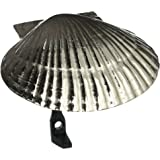 Bay Scallop Door Knocker - Nickel Silver (Standard Size)