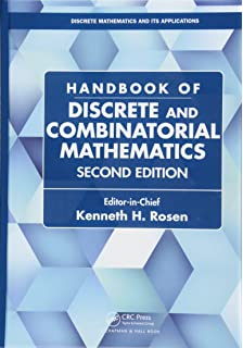 Handbook of discrete and combinatorial mathematics discrete handbook of discrete and combinatorial mathematics second edition discrete mathematics and its applications fandeluxe Choice Image