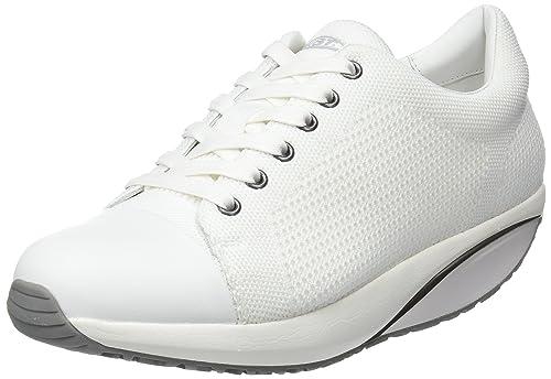 MBT Nico 8 W, Zapatillas de Deporte para Mujer, Blanco (White 16), 36 EU: Amazon.es: Zapatos y complementos