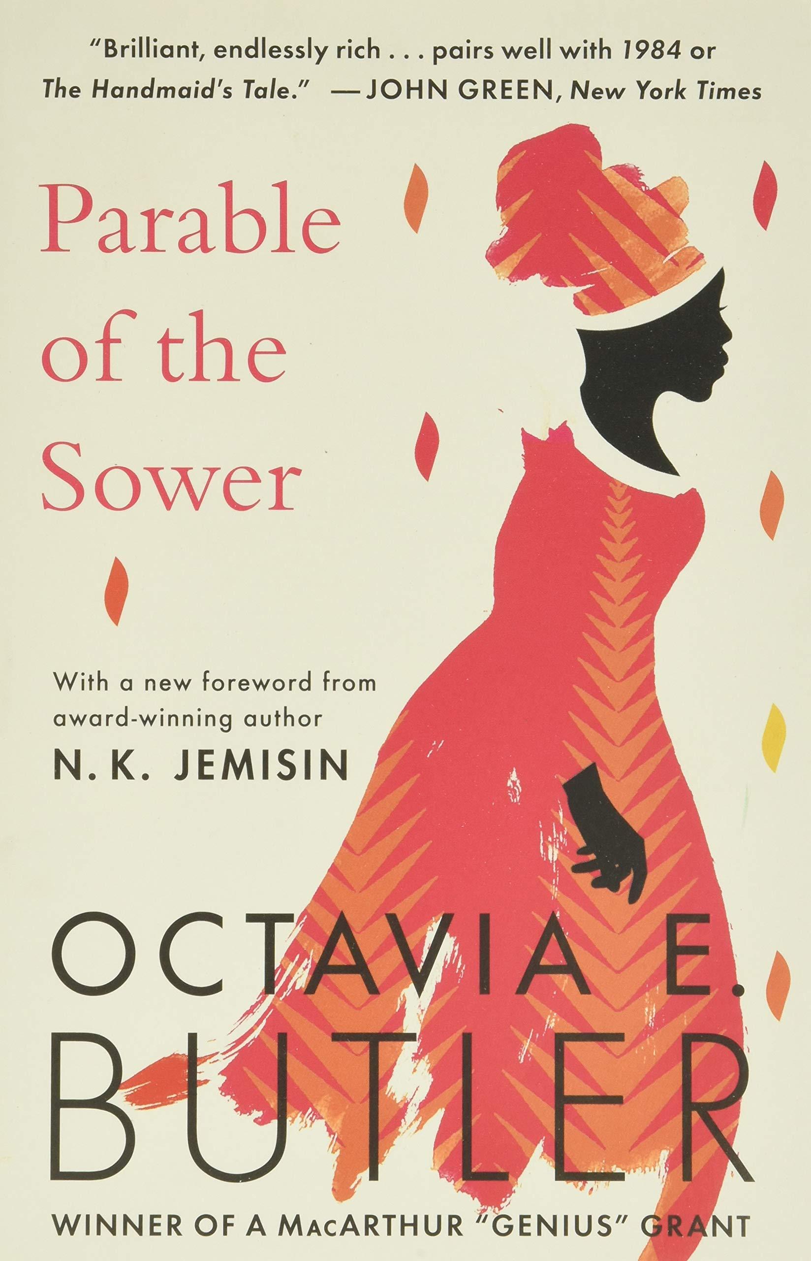 Amazon.com: Parable of the Sower (Parable, 1) (9781538732182): Butler,  Octavia E.: Books