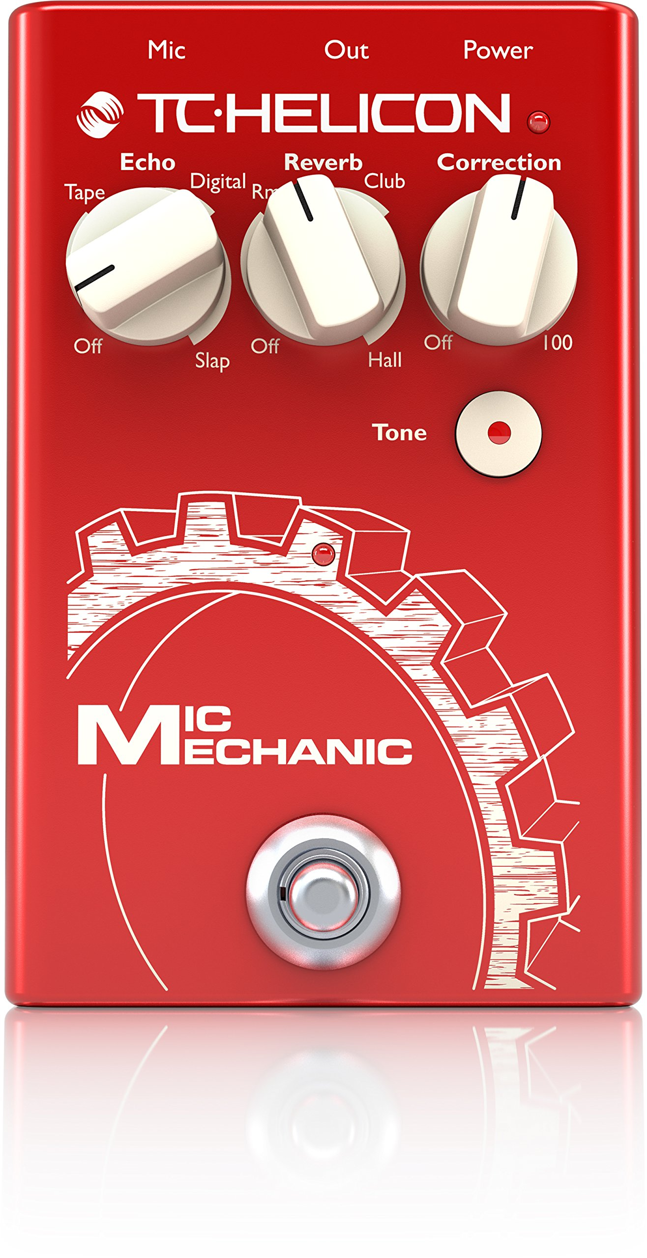 TC-Helicon Mic Mechanic 2 by TC-Helicon