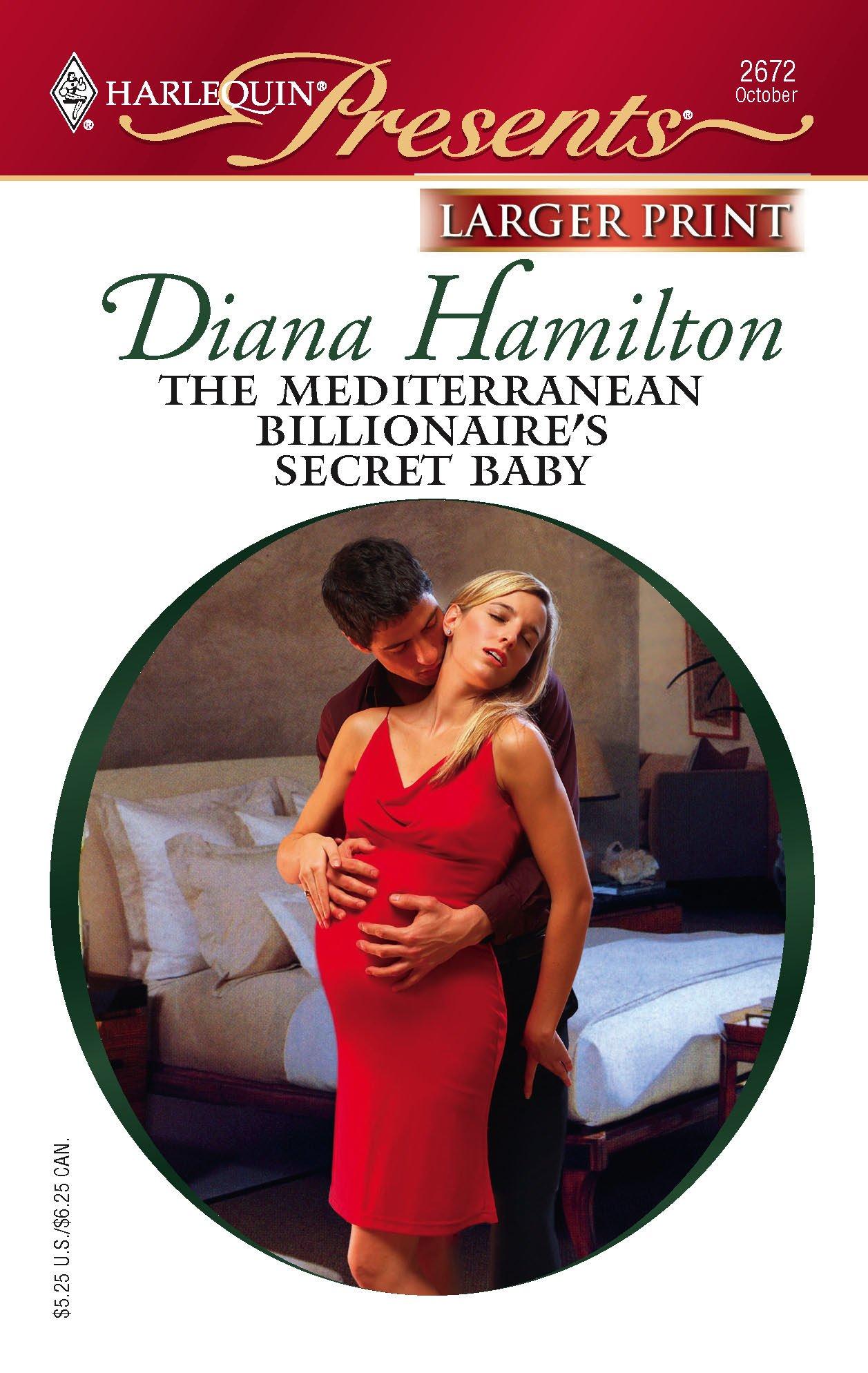 The Mediterranean Billionaire's Secret Baby pdf epub