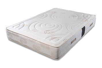 COLCHON VISCOELASTICO 7 ZONAS DE DESCANSO 26 CMS DE ALTURA (150 X 200 CMS): Amazon.es: Hogar