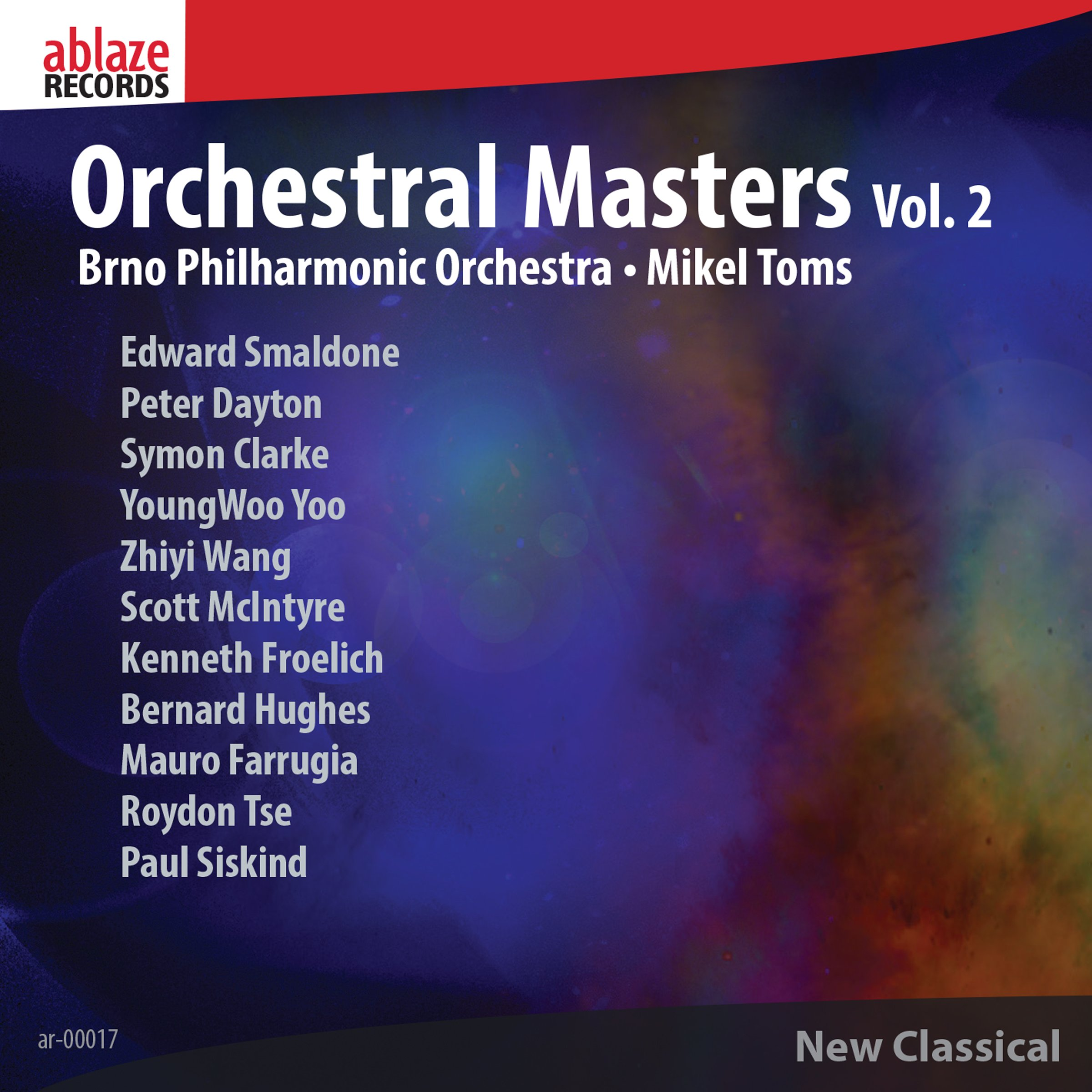 Orchestral Masters Vol. 2 by Ablaze Records