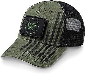 eae70123 Vortex Optics Freedom Isn't Free Patch Hat