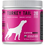 Canine Matrix Organic Mushroom Supplement for Dogs