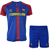 FC Barcelona trikot + shorts Barn, officiell kollektion, barnstorlek, pojkar