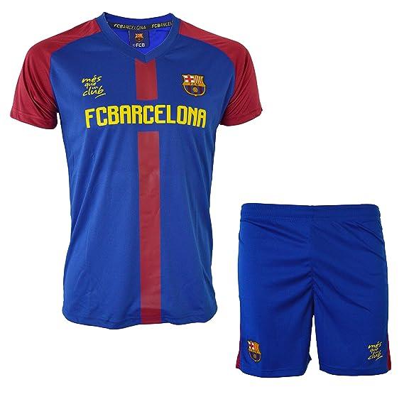 Fc Barcelone - Camiseta y pantalón Corto Colección Oficial para ...