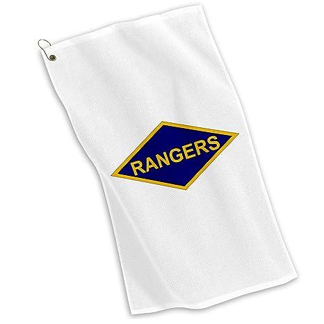 Golf/Toalla de deporte con EE. UU. ejército Ranger batallones (aire)