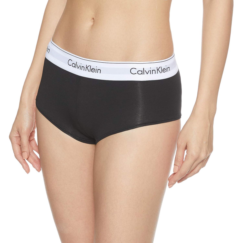Calvin Klein 0000F3788E Ropa Interior, Negro 001, XS para Mujer: Amazon.es: Ropa y accesorios