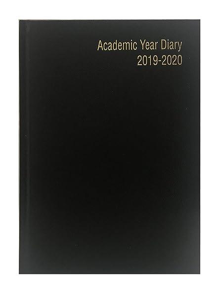 BMC London 2019-2020 - Agenda académica (tamaño A4-A5, vista ...